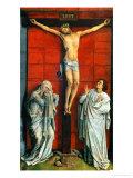 Crucifixion Giclee Print by Rogier van der Weyden