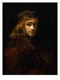 Titus, Rembrandt's Son Giclee Print by  Rembrandt van Rijn
