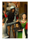 Salome with the Head of Saint John the Baptist Giclee Print by Hans Memling