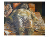 Dead Christ (The Foreshortened Christ) Impressão giclée por Andrea Mantegna