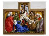 Deposition, circa 1436 Giclee Print by Rogier van der Weyden