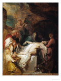 The Entombment of Christ Giclee Print by Peter Paul Rubens