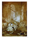 The Adoration of the Shepherds Giclee Print by Jean-Honoré Fragonard