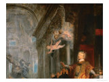 The Miracle of Saint Ignatius Loyola: Detail Giclee Print by Peter Paul Rubens