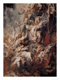 The Fall of the Damned Giclee Print by Peter Paul Rubens