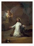 Christ in Gethsemane Giclee Print by Francisco de Goya