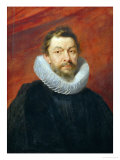 Baron Henri De Vicq (1573-1651), Ambassador of Archduke Albert and Infanta Clara Eugenia Isabella Giclee Print by Peter Paul Rubens
