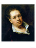 Self Portrait Giclee Print by Francisco de Goya