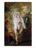 The Judgement of Paris Giclee Print by Jean Antoine Watteau