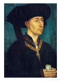 Philip the Good, Duke of Burgundy (1396-1467) Giclee Print by Rogier van der Weyden