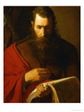 Saint Andrew, circa 1624 Giclee Print by Georges de La Tour