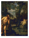 Hercules, Deianira and the Centaur Nessus Giclee Print by Paolo Veronese