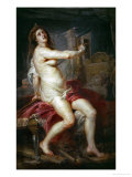 Dido's Death Giclee Print by Peter Paul Rubens