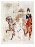 Napoleon I, Emperor Giclee Print by Henri de Toulouse-Lautrec