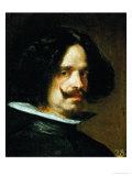 Selfportrait Gicléedruk van Diego Velázquez