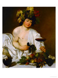 Bacchus, 1589 Giclee Print by Caravaggio 