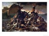 The Raft of the Medusa, 1819 Giclée-Druck von Théodore Géricault