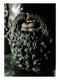 Riace Bronze (A), Beard of Man with Headband, Detail Giclee Print by Phidias