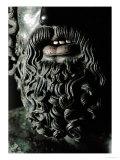 Riace Bronze (A), Beard of Man with Headband, Detail Giclee Print by  Phidias