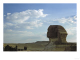 The Sphinx of Giza, Egypt, Old Kingdom, 4th Dynasty Giclee Print