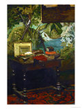 A Corner of the Painter's Studio, 1861 Giclee Print by Claude Monet