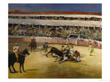 Bullfight, 1865 Giclee Print by Édouard Manet