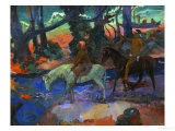 Riders Giclee Print by Paul Gauguin