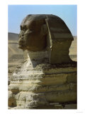 The Sphinx, Egyptian, Old Kingdom, 26th BCE Giclee Print