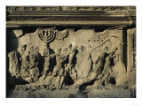 Arch of Titus on the Forum in Rome Giclee Print