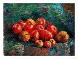 Manzanas Lámina giclée por Vincent van Gogh