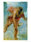 Prometheus with the Firebrand Giclee Print by Peter Paul Rubens