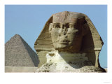 The Sphinx, 4th Dynasty Giclee Print