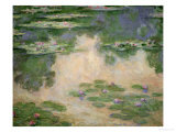 Waterlilies, 1906 Giclee Print by Claude Monet