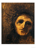 Christ, 1880 Giclee Print by Odilon Redon