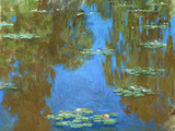 Nympheas (Waterlilies), 1903 Giclee Print by Claude Monet