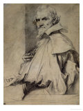Orazio Gentileschi Giclee Print by Sir Anthony Van Dyck