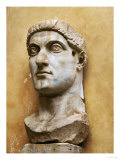 Emperor Constantine the Great (306-337 CE) Giclee Print