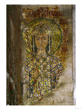 Alexios, Son of Joannes II Komnenos and Empress Irene, Mosaic in the South Gallery, 12th Century Giclee Print