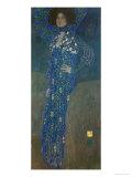 Miss Emilie Floege, (1902) Giclée-Druck von Gustav Klimt