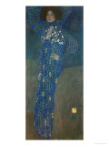 Miss Emilie Floege, (1902) Giclee Print by Gustav Klimt