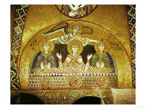 Shadrach, Meshach and Abednego, the Three Youths in the Fiery Furnace of Nebuchadnezzur, 11th CE Giclee Print
