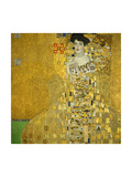 Mrs. Adele Bloch-Bauer, 1907 Giclee Print by Gustav Klimt