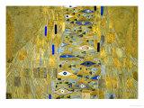 Mrs. Adele Bloch-Bauer Giclee Print by Gustav Klimt