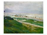 Dune in Noordwijk, Netherland, 1908 Giclee Print by Max Liebermann