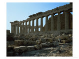 Temple of Athena, Parthenon, 5th BCE Giclee Print