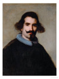 Self-Portrait Giclee Print by Diego Velázquez