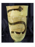 Vase with Serpents, from Susa, Period Susa I, Painted Terracotta Giclee Print