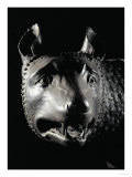 She-Wolf Sucklimg Romulus and Remus Giclee Print