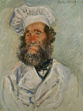 The Cook, 1872 Giclée-Druck von Claude Monet