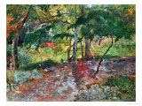 The Pool, Martinique, 1887 Giclee Print by Paul Gauguin